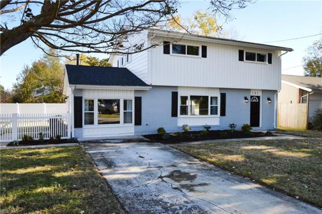 101 Pennwood Dr, Hampton, VA 23666 (#10228321) :: Abbitt Realty Co.
