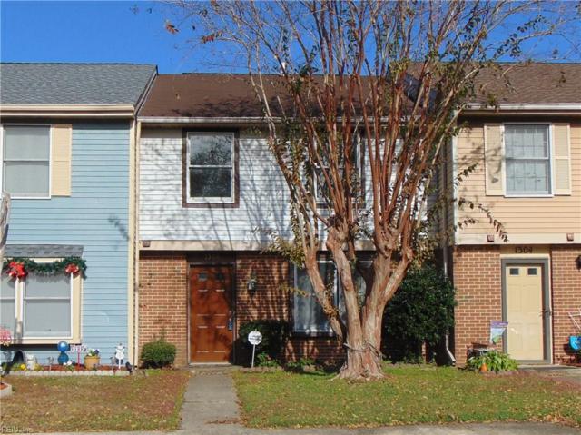 1306 Vanasse Ct, Hampton, VA 23666 (#10228637) :: Reeds Real Estate