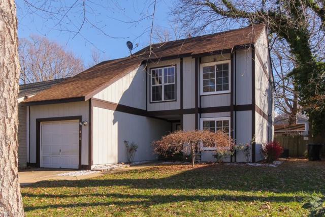1810 Delaney St, Virginia Beach, VA 23464 (#10229209) :: Austin James Real Estate