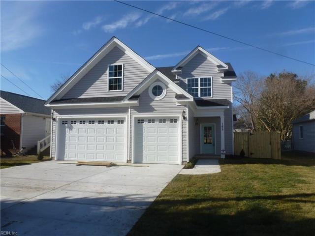 165 Hughes Ave, Virginia Beach, VA 23451 (#10229908) :: Atkinson Realty