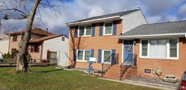 818 Headrow Ter, Hampton, VA 23666 (MLS #10234035) :: AtCoastal Realty