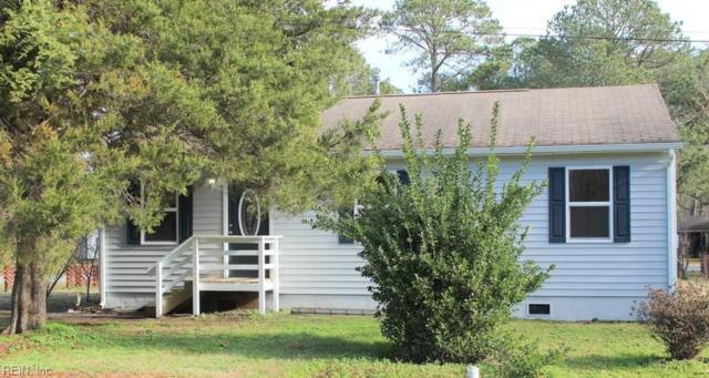28487 Everett St, Southampton County, VA 23874 (#10235292) :: Abbitt Realty Co.