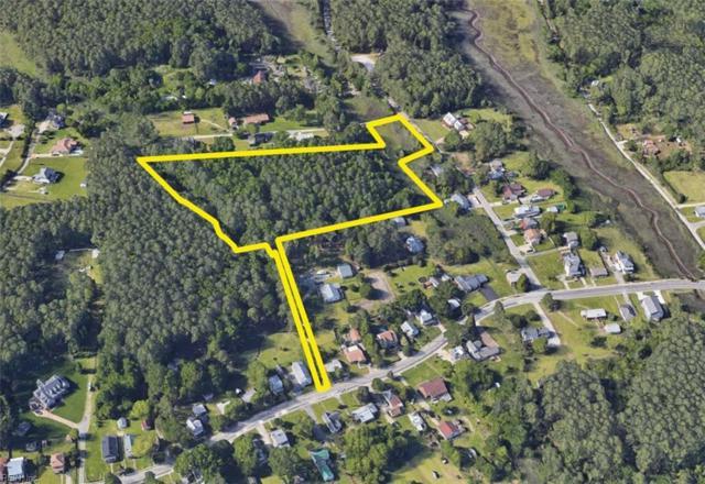 21 Dandy Point Rd, Hampton, VA 23664 (#10238831) :: Abbitt Realty Co.