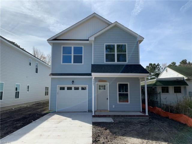 2607 Smithfield Rd, Portsmouth, VA 23702 (#10239580) :: Berkshire Hathaway HomeServices Towne Realty