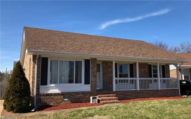1152 Hubbell Dr, Virginia Beach, VA 23454 (#10243015) :: Berkshire Hathaway HomeServices Towne Realty