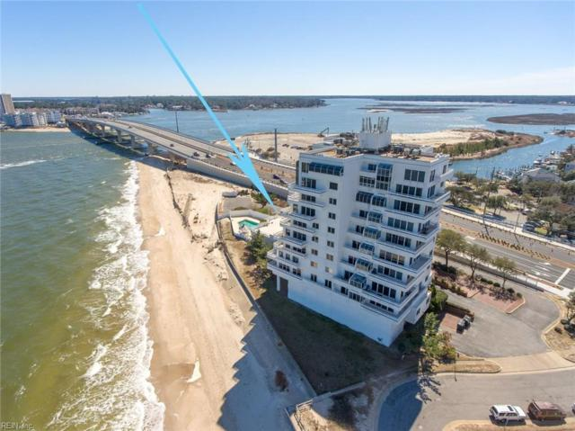 3556 Shore Dr #502, Virginia Beach, VA 23455 (#10245585) :: Upscale Avenues Realty Group
