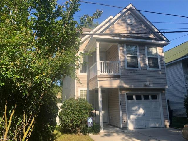 109 S Fir Ave, Virginia Beach, VA 23452 (MLS #10247993) :: Chantel Ray Real Estate