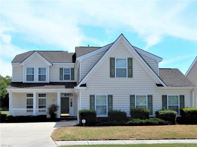 1047 Boundary Dr #38, Suffolk, VA 23434 (#10253598) :: Atlantic Sotheby's International Realty