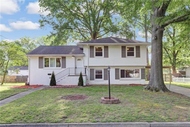 40 Stonewall Ter, Hampton, VA 23666 (#10253935) :: AMW Real Estate