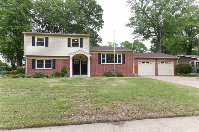 134 Tanglewood Dr, Hampton, VA 23666 (#10255550) :: Abbitt Realty Co.