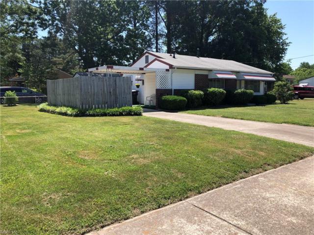 1201 Elmhurst Ln, Portsmouth, VA 23701 (MLS #10255982) :: Chantel Ray Real Estate
