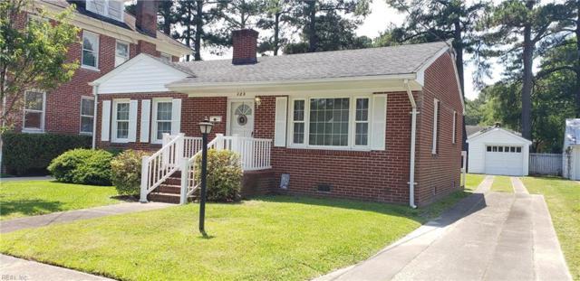 123 Military Rd, Suffolk, VA 23434 (MLS #10259157) :: Chantel Ray Real Estate