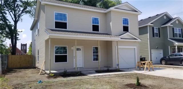 1712 Maple Ave, Portsmouth, VA 23704 (MLS #10261230) :: Chantel Ray Real Estate