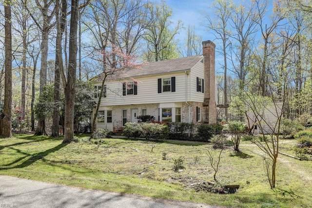 110 Walnut Hills Dr, Williamsburg, VA 23185 (#10262766) :: Abbitt Realty Co.