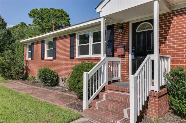 610 Redheart Dr, Hampton, VA 23666 (#10262965) :: Abbitt Realty Co.