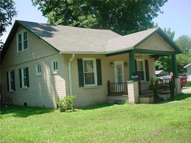 2611 Greenwood Dr, Portsmouth, VA 23702 (MLS #10265241) :: Chantel Ray Real Estate