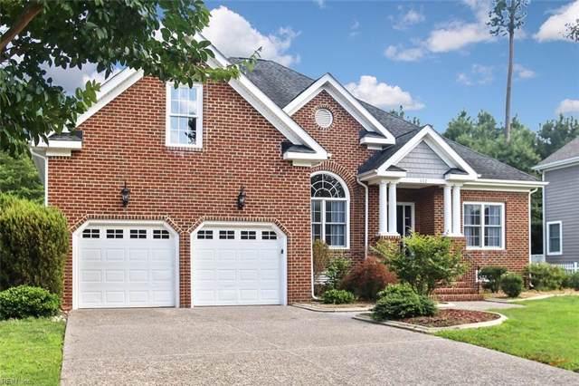 112 Liberty Way, Isle of Wight County, VA 23314 (MLS #10265895) :: Chantel Ray Real Estate