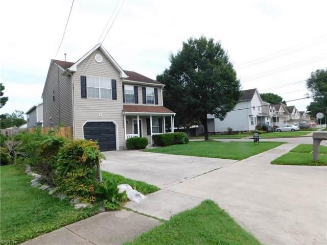7600 Evelyn T Butts Ave, Norfolk, VA 23513 (#10272683) :: Abbitt Realty Co.