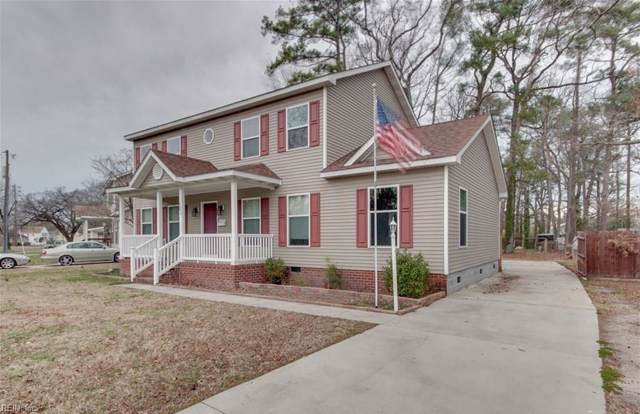101 Afton Pw, Portsmouth, VA 23702 (#10274595) :: Berkshire Hathaway HomeServices Towne Realty