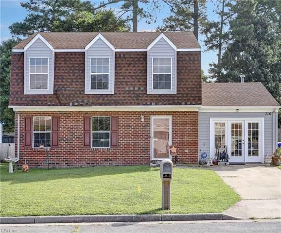 710 Mainsail Dr, Newport News, VA 23608 (MLS #10275888) :: Chantel Ray Real Estate