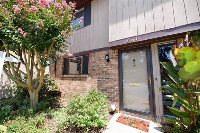 1040 Willow Green Dr, Newport News, VA 23602 (#10277551) :: RE/MAX Central Realty