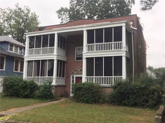 819 W 51st St, Norfolk, VA 23508 (#10278019) :: Berkshire Hathaway HomeServices Towne Realty