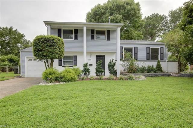 208 Deerfield Blvd, Hampton, VA 23666 (MLS #10278202) :: Chantel Ray Real Estate