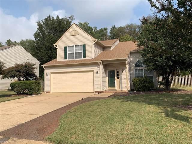 10 Holloway Dr, Hampton, VA 23666 (MLS #10279312) :: Chantel Ray Real Estate