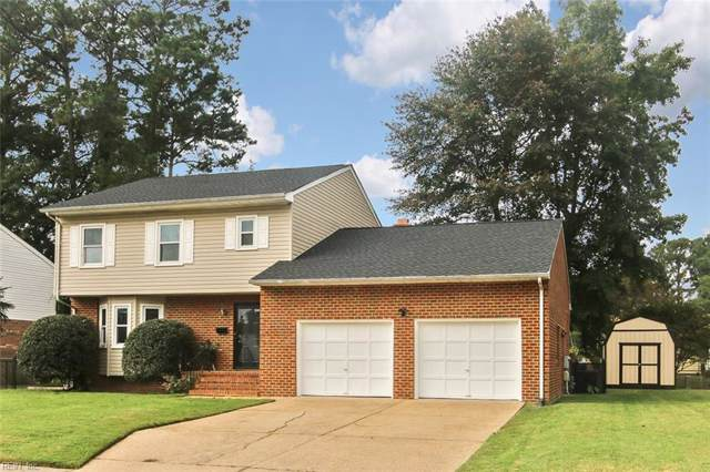 226 Woodbury Forrest Dr, Hampton, VA 23666 (MLS #10283415) :: Chantel Ray Real Estate