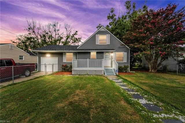 3316 Driftwood Dr, Hampton, VA 23666 (MLS #10286068) :: Chantel Ray Real Estate