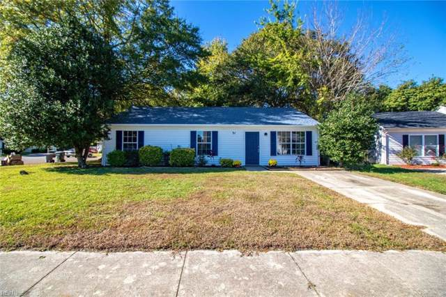 31 Tupelo Cir, Hampton, VA 23666 (#10287946) :: Abbitt Realty Co.