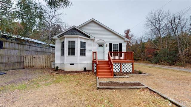 953 Hunts Rd, Mathews County, VA 23138 (#10291606) :: Kristie Weaver, REALTOR