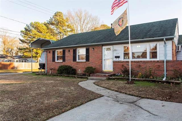 1314 Dena St, Chesapeake, VA 23324 (MLS #10295319) :: Chantel Ray Real Estate