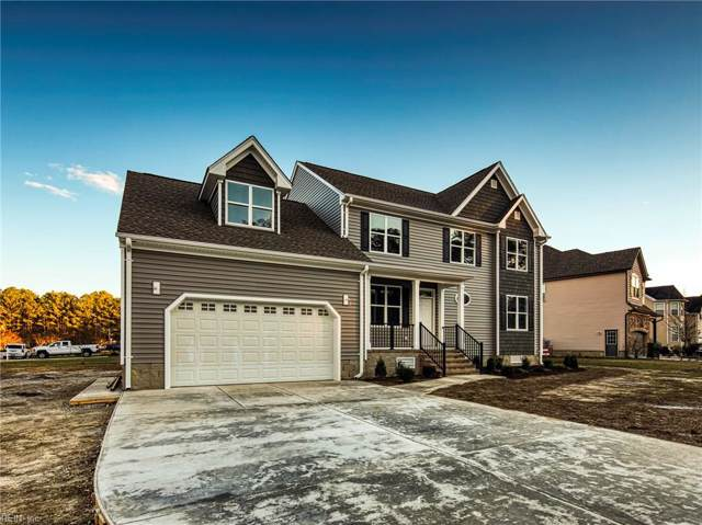 8148 Beckwith Dr, Gloucester County, VA 23072 (MLS #10296388) :: Chantel Ray Real Estate