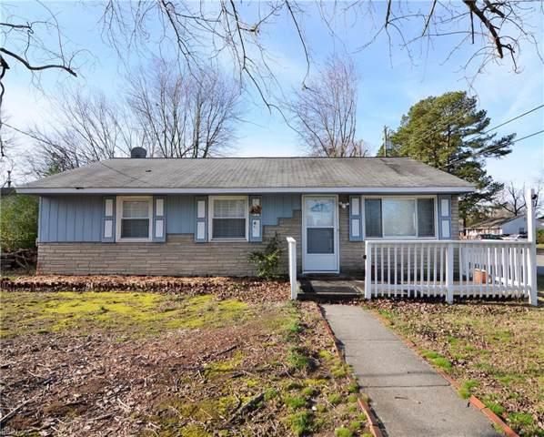 1 Farrington Pl, Hampton, VA 23663 (#10299299) :: Abbitt Realty Co.