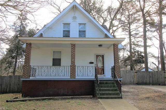 527 Glendale Ave, Norfolk, VA 23505 (MLS #10299510) :: Chantel Ray Real Estate
