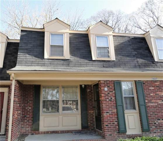 14547 Old Courthouse Way C, Newport News, VA 23608 (#10300409) :: Elite 757 Team