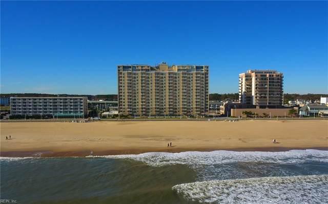 303 Atlantic Ave #1404, Virginia Beach, VA 23451 (MLS #10300683) :: AtCoastal Realty