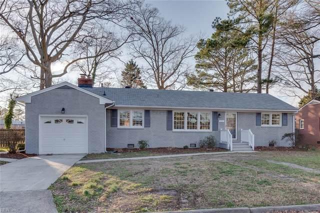 111 Wendfield Cir, Newport News, VA 23601 (MLS #10301400) :: Chantel Ray Real Estate