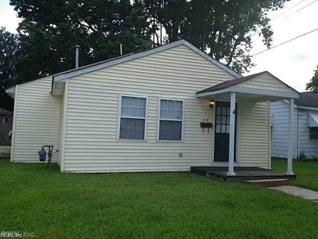 17 Worden Pl, Portsmouth, VA 23702 (#10301761) :: Berkshire Hathaway HomeServices Towne Realty