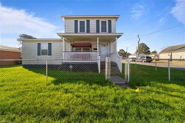 633 Battery Ave, Suffolk, VA 23434 (MLS #10302109) :: Chantel Ray Real Estate