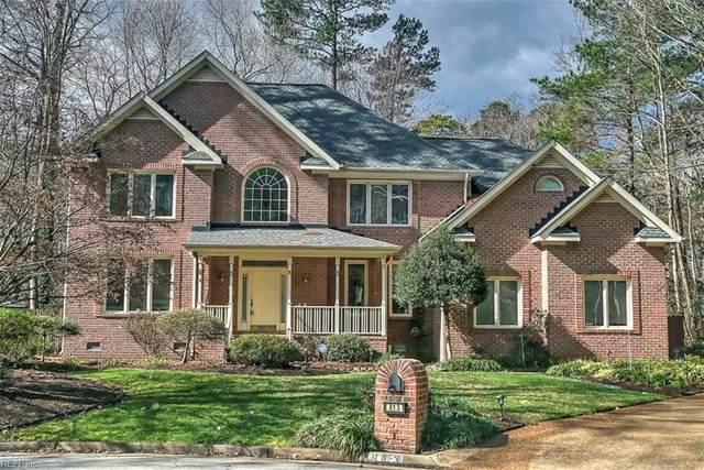 813 Beldover Ct, Virginia Beach, VA 23452 (MLS #10303617) :: Chantel Ray Real Estate