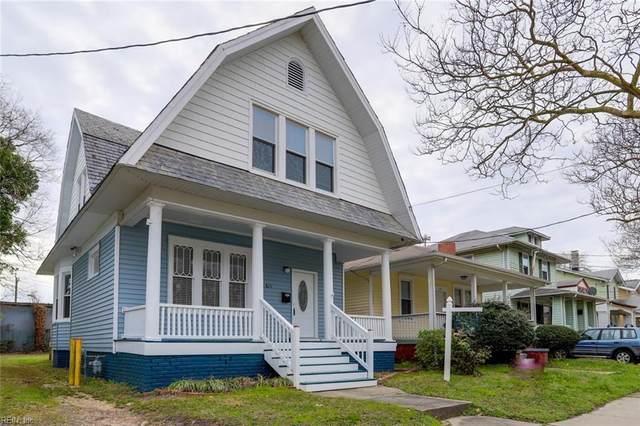 815 W 41st St, Norfolk, VA 23508 (MLS #10303811) :: Chantel Ray Real Estate