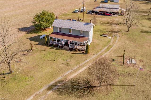 34059 Burnt Reed Rd, Southampton County, VA 23827 (MLS #10303946) :: Chantel Ray Real Estate