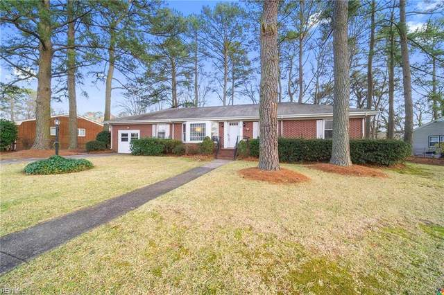 1172 Melvin Dr, Portsmouth, VA 23701 (#10304906) :: RE/MAX Central Realty