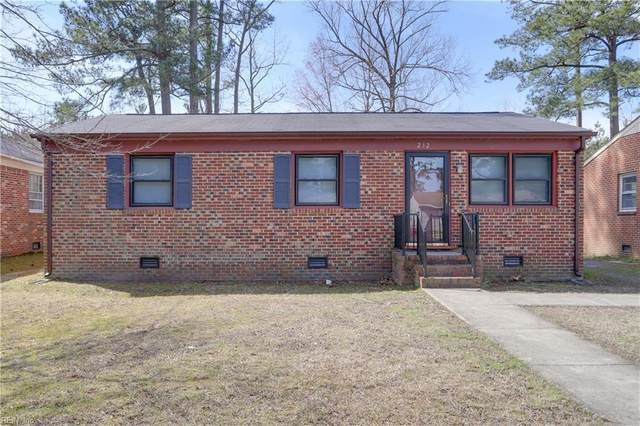 212 Thomas St, Franklin, VA 23851 (MLS #10305363) :: Chantel Ray Real Estate