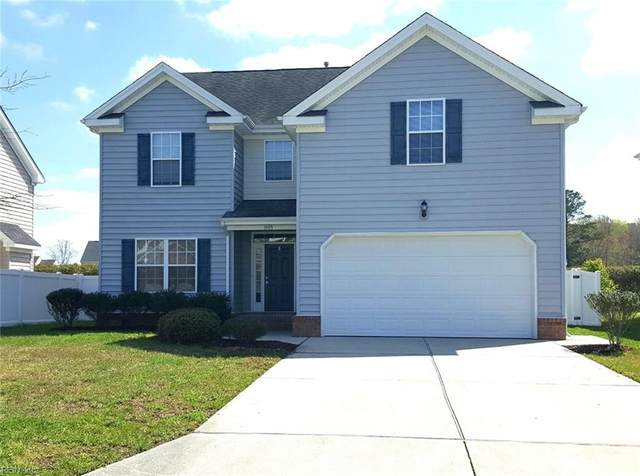 1505 Drumheller Dr, Virginia Beach, VA 23464 (#10311338) :: The Kris Weaver Real Estate Team