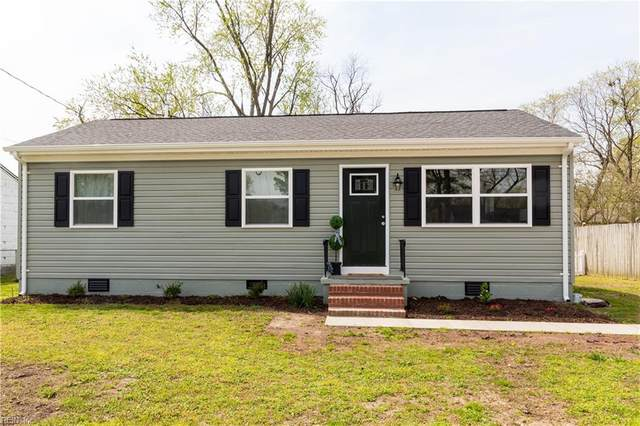 8509 Orcutt Ave, Hampton, VA 23605 (MLS #10311670) :: Chantel Ray Real Estate