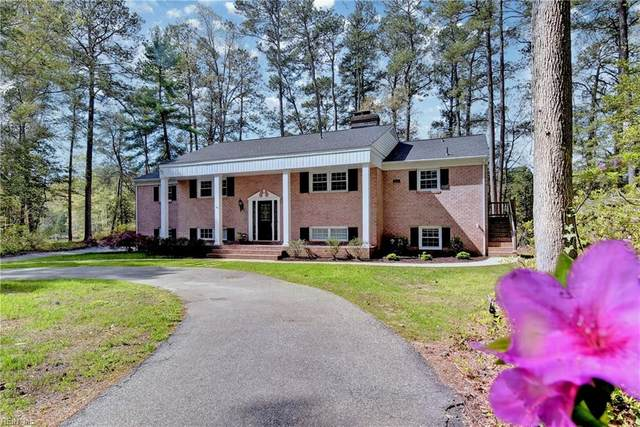 610 Piney Point Rd, York County, VA 23692 (#10313174) :: Austin James Realty LLC