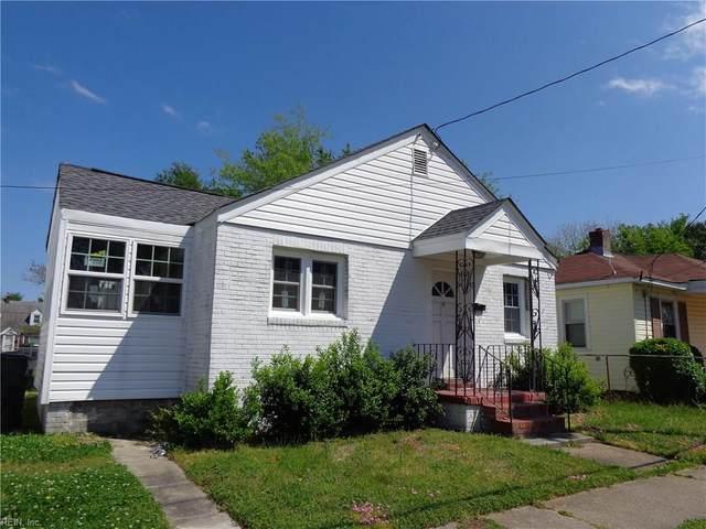 1052 Kenton Ave, Norfolk, VA 23504 (#10313842) :: Gold Team VA